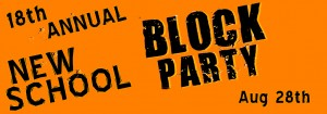 18th Annual New School Block Party @ 12th Street, btwn 5th and 6th Ave | New York | New York | United States