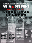 Asia and Dissent draft poster