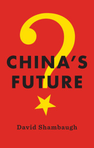 Public Talk & Book Launch: China's Future @ Lang Center (Rm 202)